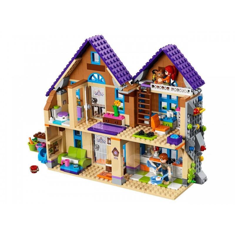 Конструктор Lp «Дом Мии» 01081 (Friends 41369) / 801 деталь