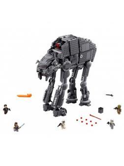 Конструктор Bl «Штурмовой шагоход Первого Ордена» 10908 (Star Wars 75189) 1406 деталей