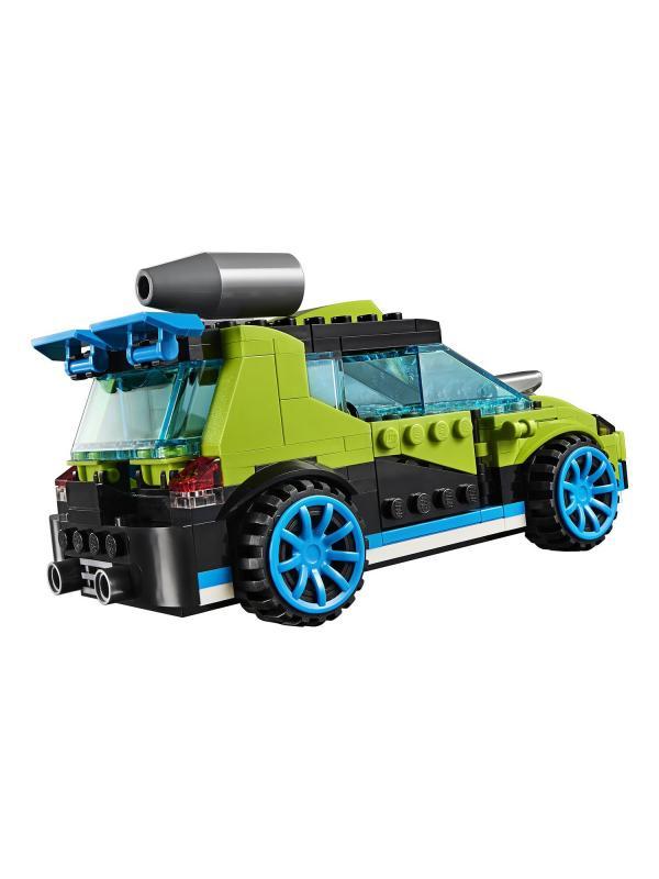 Конструктор Bl «Суперскоростной раллийный автомобиль» 11046 (Creator 31074) 240 деталей