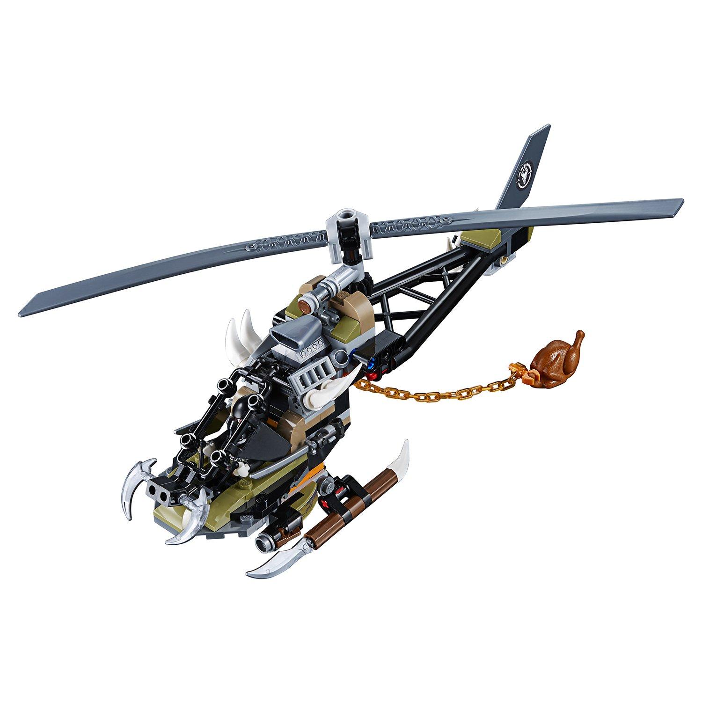 Конструктор Ll «Первый страж» 31152 (НиндзяГо 70653) / 930 деталей