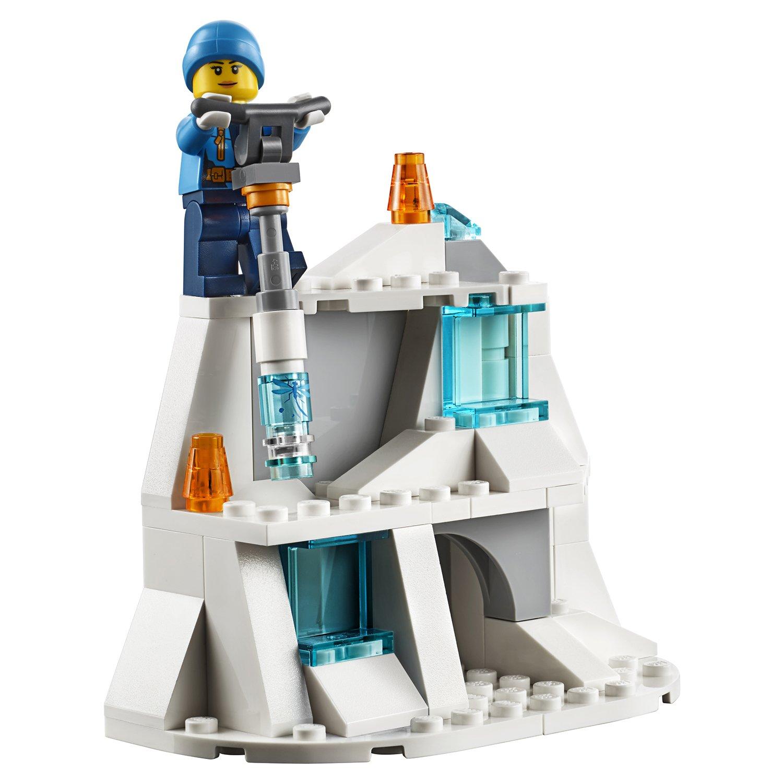 Конструктор Ll «Грузовик ледовой разведки» 28022 (City 60194) / 345 деталей