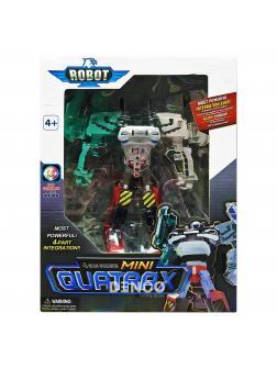 Робот Мини-Тобот «Кватракс» 4 в 1 339-4C
