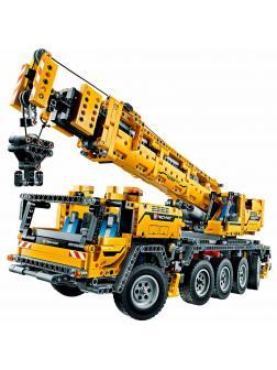 Конструктор Lp «Передвижной Кран MK II» 20004 (Technic Mobile Crane MKII 42009) 2606 деталей