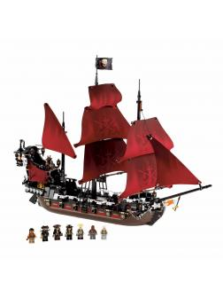 Конструктор Lp «Месть королевы Анны» 16009 (Pirates of the Caribbean 4195) 1151 деталь