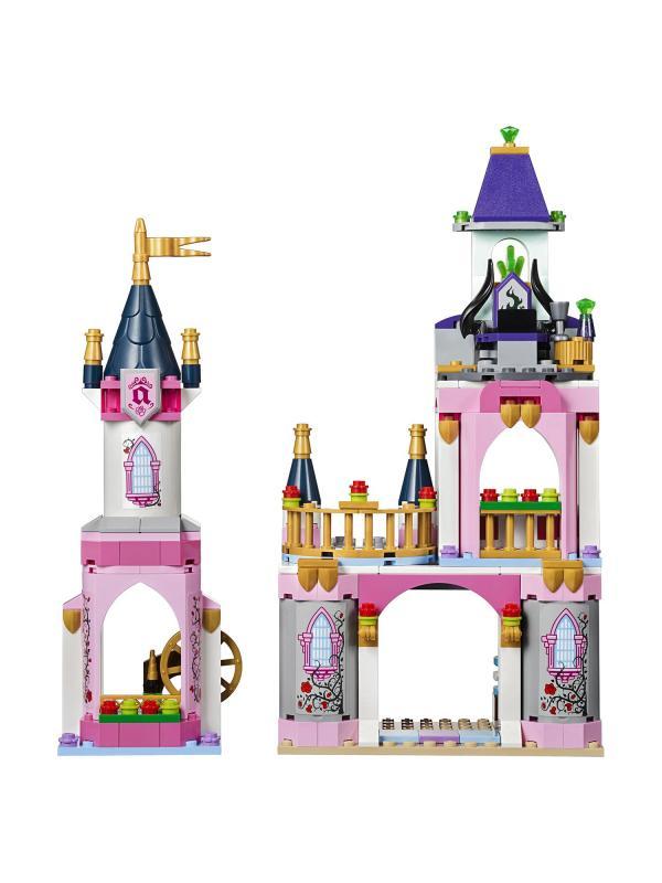 Конструктор Lp «Сказочный замок Спящей Красавицы» 25012 (Disney Princess 41152) 360 деталей