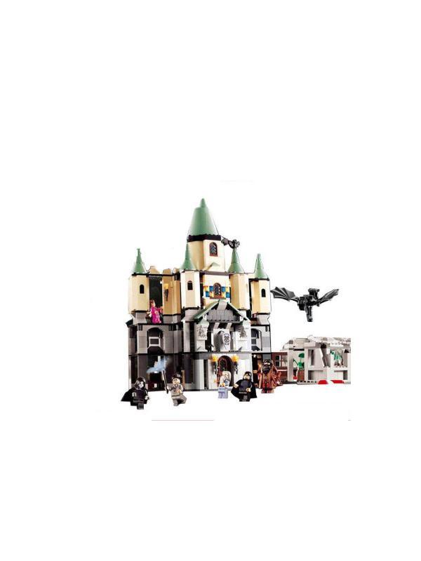 Конструктор Lp «Замок Хогвартс» 16029 (Harry Potter 5378) 1033 детали