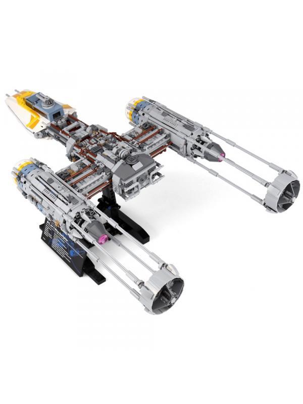 Конструктор Lp «Звёздный истребитель типа Y» 05143 (Star Wars 75181) / 2203 детали