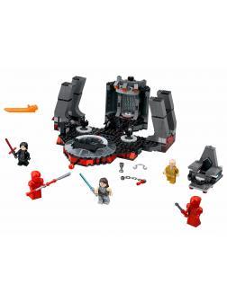 Конструктор Lp Звездные войны Star Wars «Тронный зал Сноука» 05148 (Star Wars 75216) 428 деталей