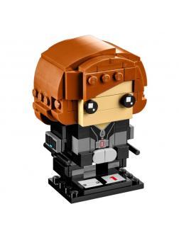 Конструктор Brick Heroes «Черная вдова» 43021 (BrickHeadz 41591) 160 деталей
