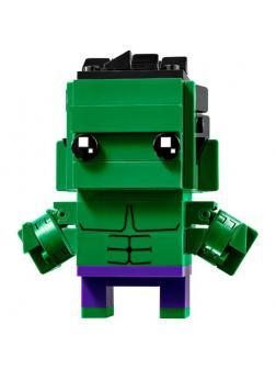 Конструктор Brick Heroes «Халк» 43022 (BrickHeadz 41592) 104 детали