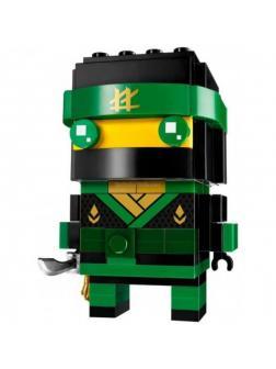 Конструктор Brick Heroes «Ллойд» 06071 (BrickHeadz 41487) 114 деталей