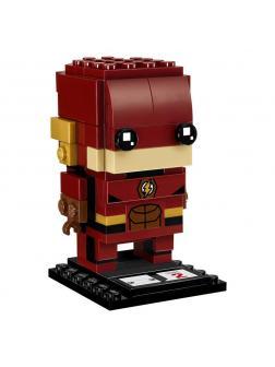 Конструктор Brick Heroes «Флэш» 43027 (BrickHeadz 41598) 137 деталей