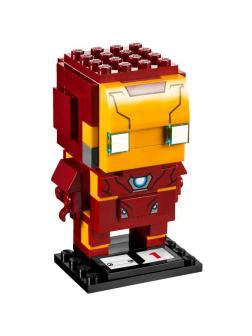 Конструктор Brick Heroes «Железный человек» 43020 (BrickHeadz 41590) 107 деталей