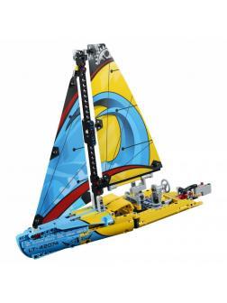 Конструктор Bl «Гоночная яхта» 10823 (Technic 42074) / 330 деталей