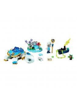 Конструктор NUMEN «Засада Наиды и водяной черепахи» 30015 (Elves 41191) 230 деталей