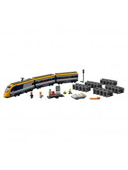 Конструктор Lp «Пассажирский поезд» 02117 (City 60197) / 758 деталей