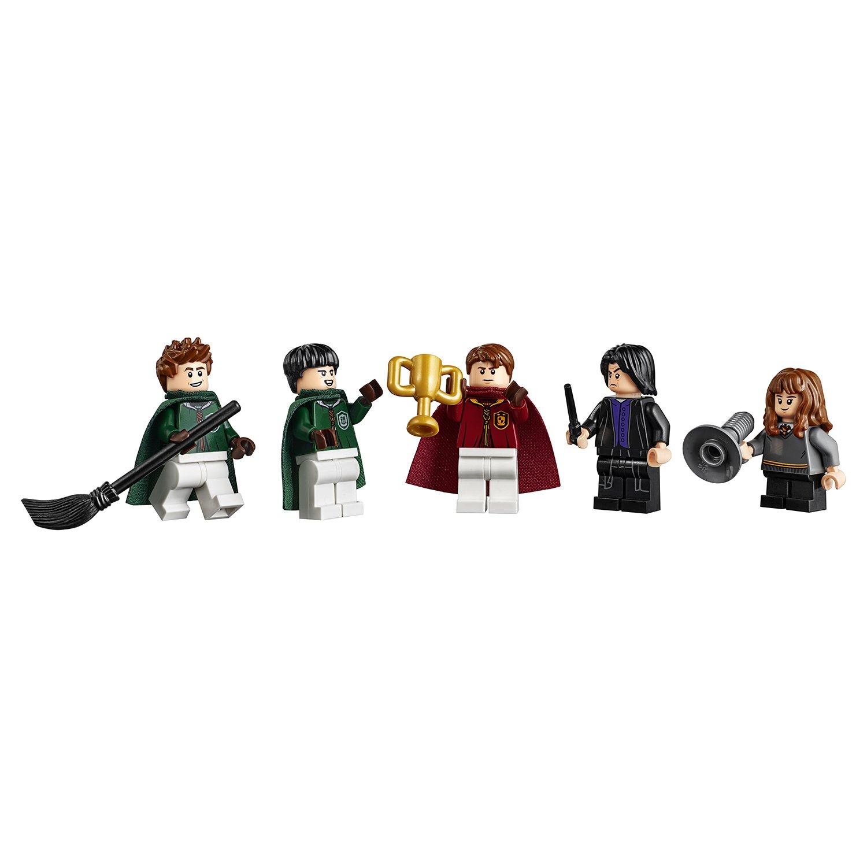 Конструктор Ll «Матч по квиддичу» 39147 (Harry Potter 75956) / 540 деталей