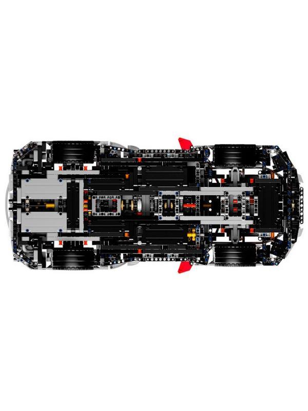 Конструктор Lp «Porsche 911 GT3 RS» 20001B (Technic 42056) / 2758 деталей