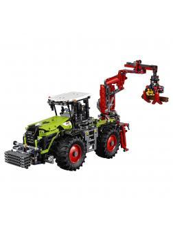 Конструктор Lp «Мощный трактор Claas Xerion 5000» 20009 (Technic 42054) / 1977 деталей