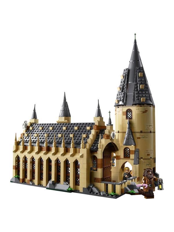 Конструктор «Большой зал Хогвартса» 11007 (Harry Potter 75954) / 938 деталей