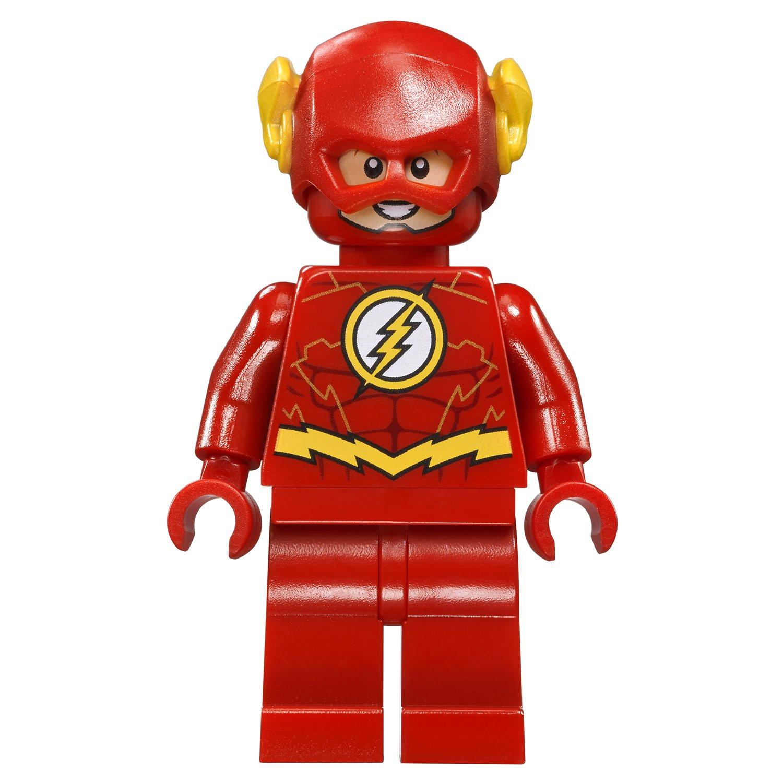 Конструктор «Скоростная погоня» 10844 (DC Comics Super Heroes 76098) / 303 детали