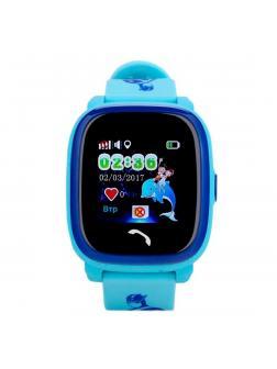Детские Смарт часы W9 / Голубые