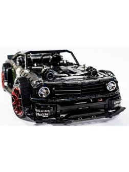 Конструктор Mould King «Ford Mustang Hoonicorn RTR V2 RC APP» 13108 (MOC-22970) 1719 деталей