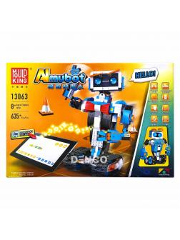 Конструктор радиоуправляемый MOULD KING Гусеничный Робот 13063 (Boost), 635 деталей
