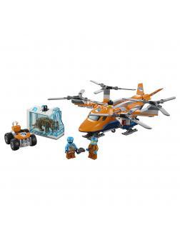 Конструктор Lp «Арктический вертолёт» 02109 (City 60193) / 310 деталей