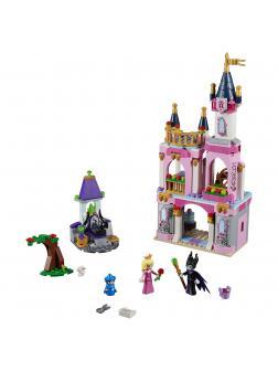 Конструктор Bl «Сказочный замок Спящей Красавицы» 10890 (Disney Princess 41152) / 325 деталей