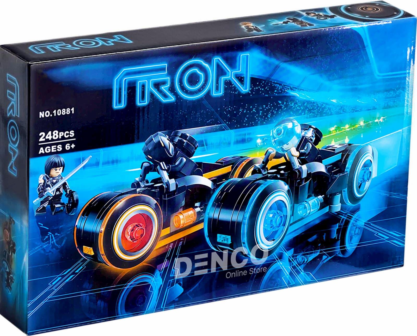 Конструктор «Трон» 10881 (Ideas 21314) / 248 деталей