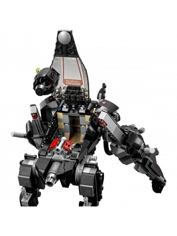 Конструктор Lp «Скатлер» 07056 (Batman 70908) / 805 деталей