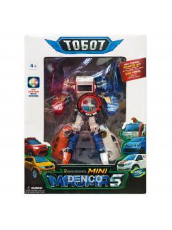 Робот Мини-Тобот «Магма 5» 5 в 1 339-5C