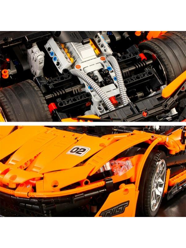 Конструктор Mould King Гиперкар «McLaren P1» 13090 (MOC-16915), 3228 деталей