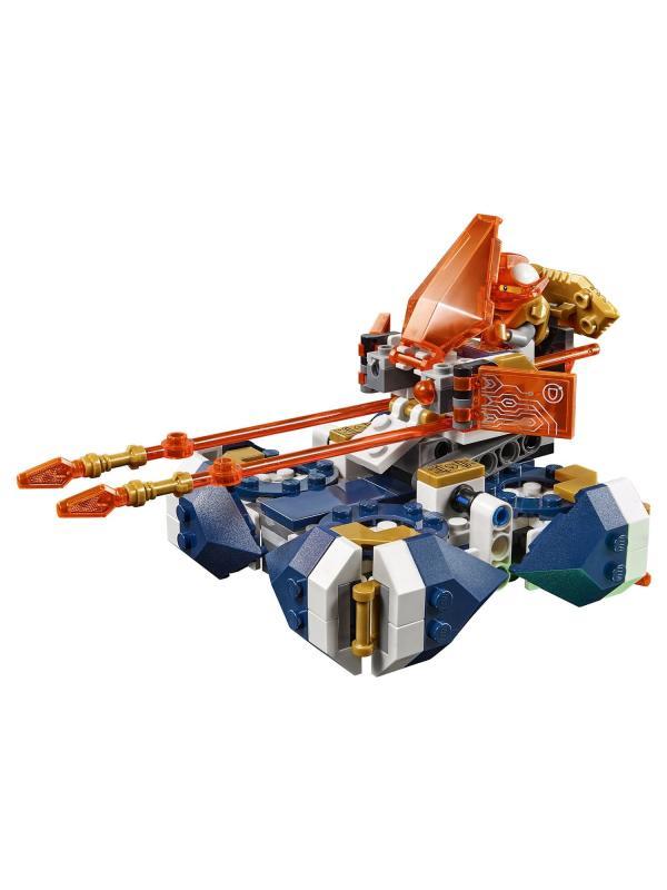 Конструктор Bl «Летающая турнирная машина Ланса» 10814 (Нексо Найтс 72001) / 226 деталей