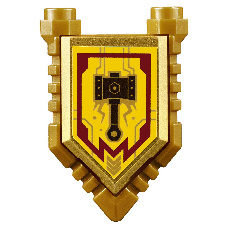 Конструктор Bl «Аэро-арбалет Аарона» 10818 (Аналог 72005) / 588 деталей