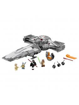Конструктор Lp «Разведывательный корабль Ситхов» 05008 (Star Wars 75096) / 698 деталей