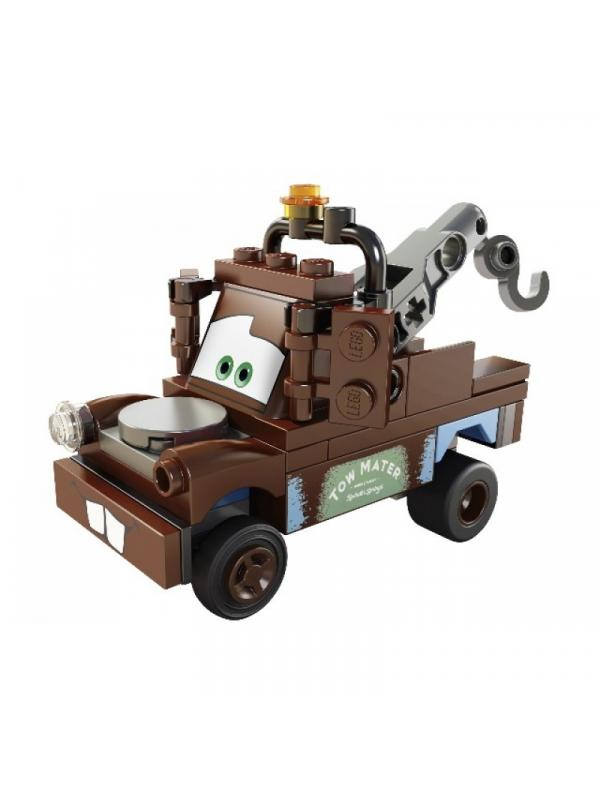 Конструктор Bl «Мэтр крутой тюнинг» 10015 (Cars 2 8677) / 287 деталей