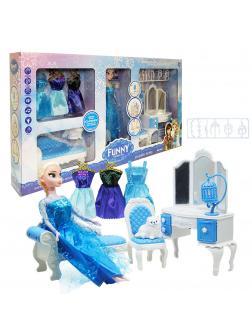 Набор Холодное сердце «Гардероб Эльзы» Frozen