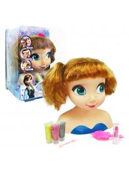 Голова-манекен Холодное сердце «Анна» Frozen