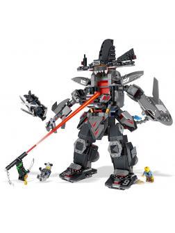 Конструктор Ll Ninja Movie «Робот Гармадона» 31079 (НиндзяГо Movie 70613) 806 деталей