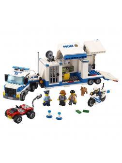 Конструктор Ll «Мобильный командный центр» 39052 (City 60139) / 398 деталей