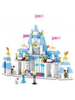 Конструктор Ll «Замок Золушки» 37027 (Disney Princess) 273 детали
