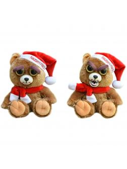 Мягкая игрушка «Злой / Добрый Клаус - Острые когти» 20 см.