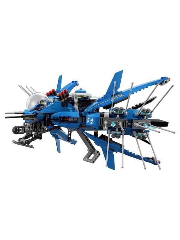 Конструктор Bl «Самолет-молния Джея» 10721 (НиндзяГо 70614) 912 деталей