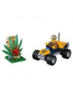 Конструктор Bl «Багги для поездок по джунглям» 10707 (City 60156) 60 деталей