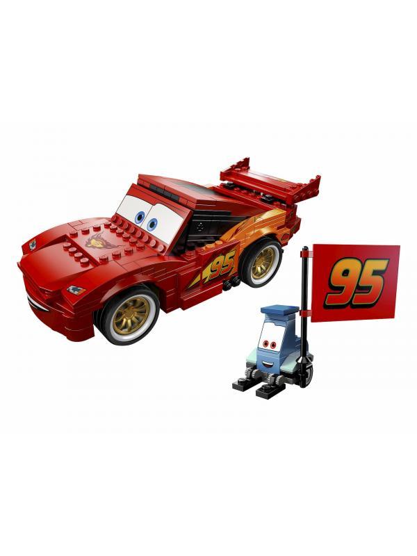 Конструктор Bl «МакКуин и Гвидо» 10016 (Cars 8484) 241 деталь