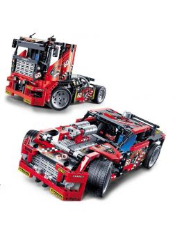 Конструктор Ll Technology «Гоночный грузовик» 38016 (Technic 42041) 608 деталей