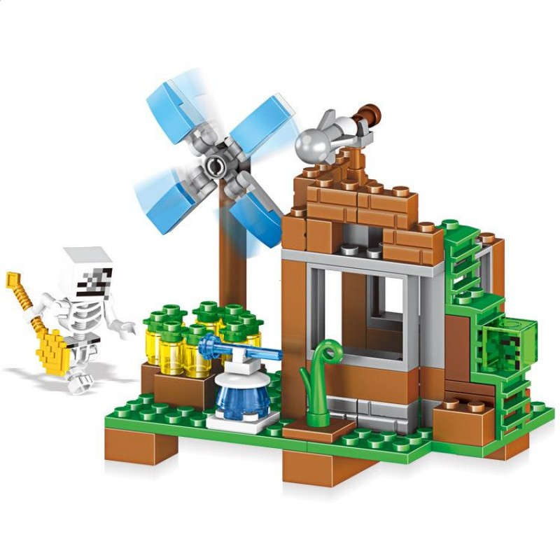 Конструктор Ll Minecraft 33059 (Minecraft) 4 шт.