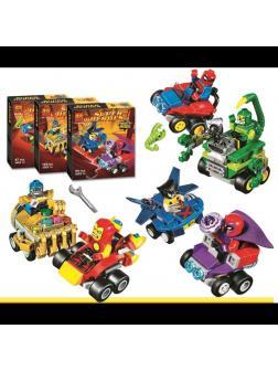 Конструкторы Bl Super Heroes 10670 - 10672 (Super Heroes) 3 шт.